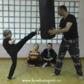 cursuri arte martiale autoaparare copii Bucuresti Kombat Spirit