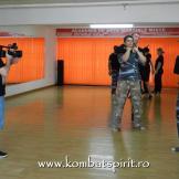 16 kombat spirit bucuresti antrenament arte martiale autoaparare femei barbati prima tv