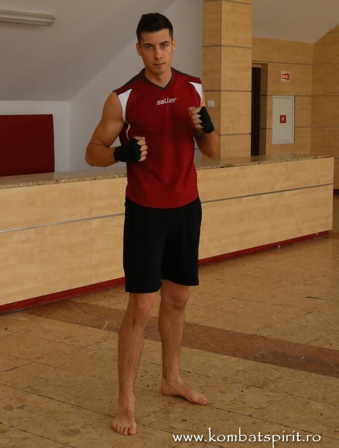 Campionatul National de Sanda Florin Miron