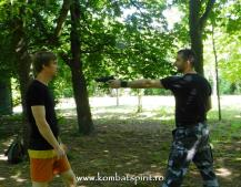 21 KS lectii private cu Peter in parc