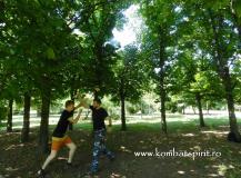 27 KS lectii private cu Peter in parc