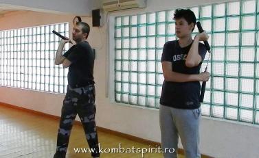 7 Cursuri luna mai grupa adulti arte martiale kombat spirit Bucuresti