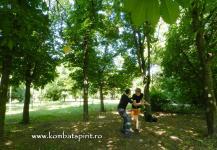 9 Kombat Spirit lectii private cu Peter in parc
