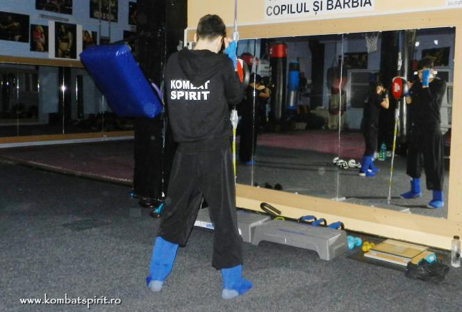 01 Kombat Spirit Bucuresti wushu Antrenament Wushu Sanda Qingda
