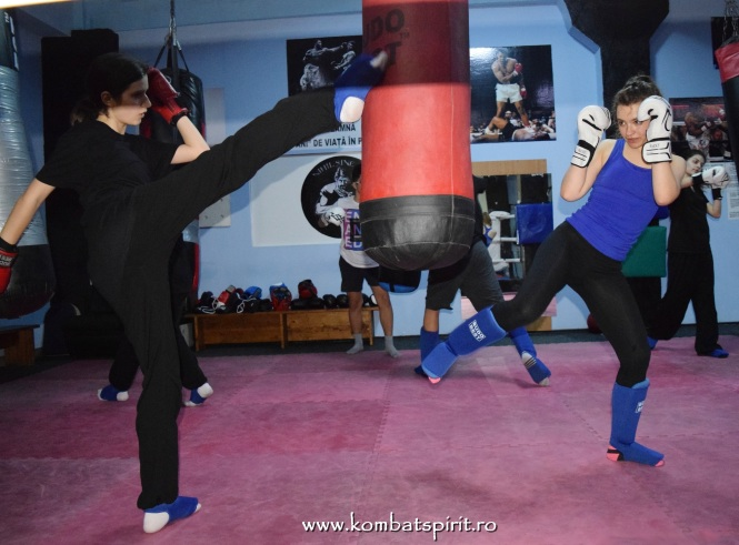 kombat spirit arte martiale bucuresti